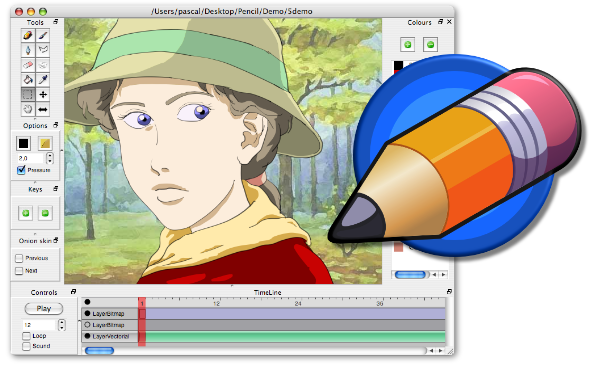 This Week's Open Source Application Is Pencil2D
