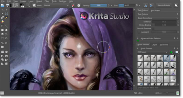 This Week's Open Source Application Is Krita