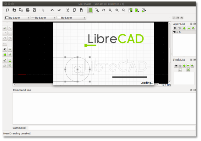 This week's Open Source application is LibreCAD