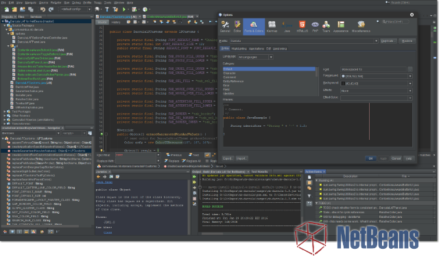This week's Open Source application is NetBeans