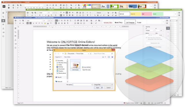 This week's Open Source application is ONLYOFFICE