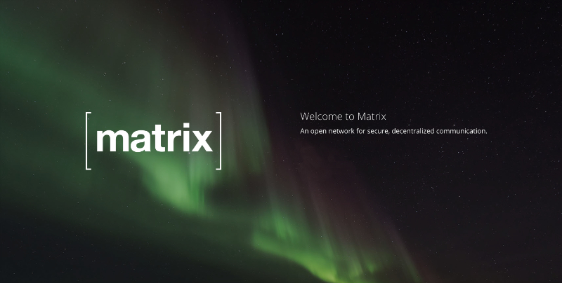 Matrix open source