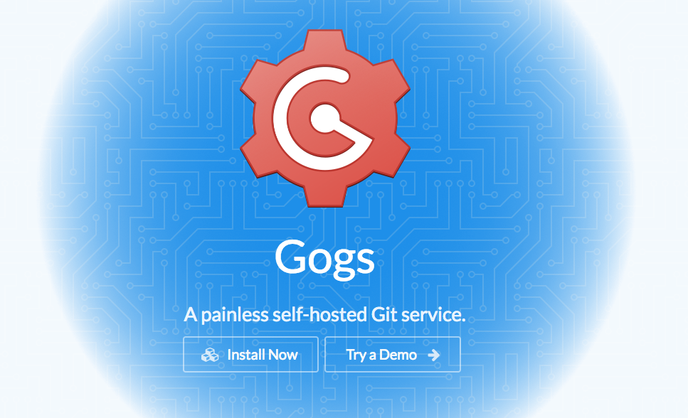 This week's open source application is Gogs
